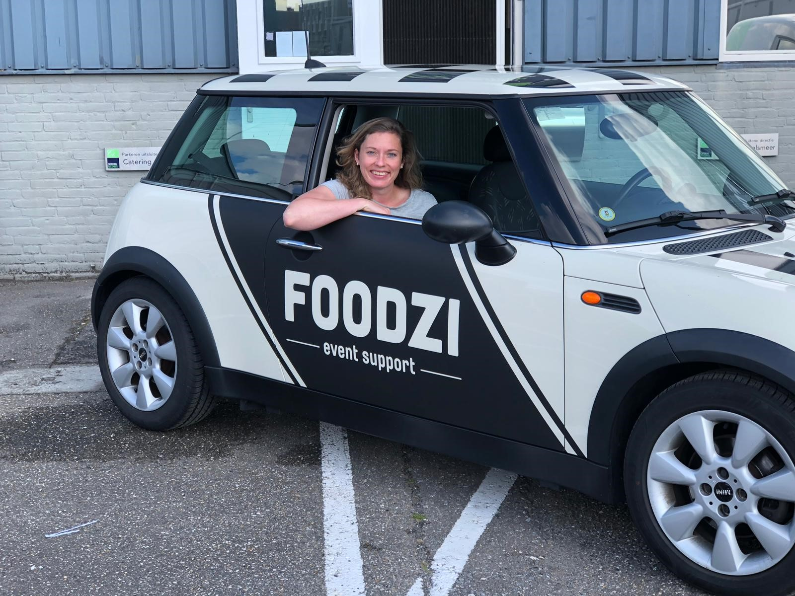 Foodzi Event Support Mini